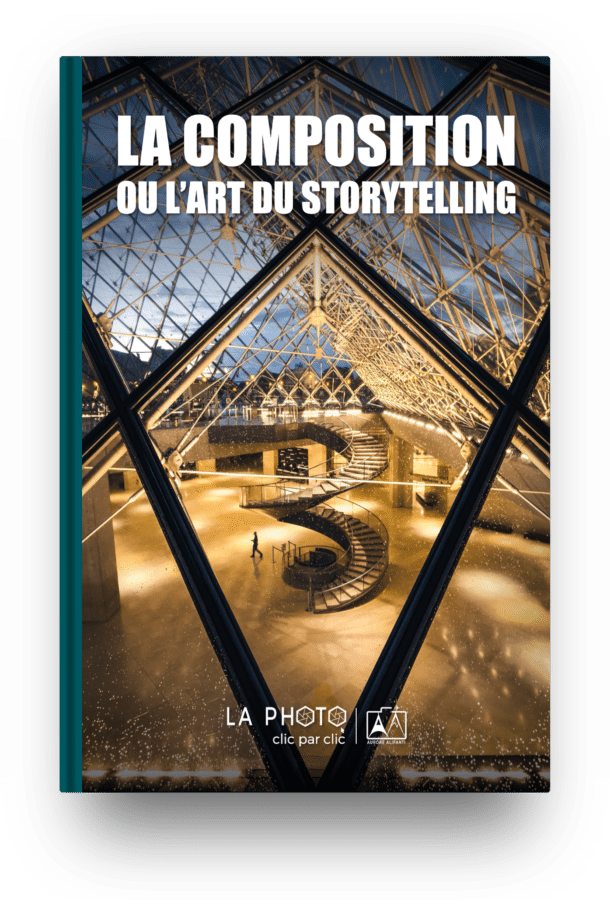 Image illustrant le Guide PDF gratuit La composition ou l'art du storytelling - Apprendre la photo avec La photo clic par clic